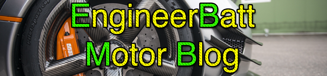 EngineerBatt Motor Blog
